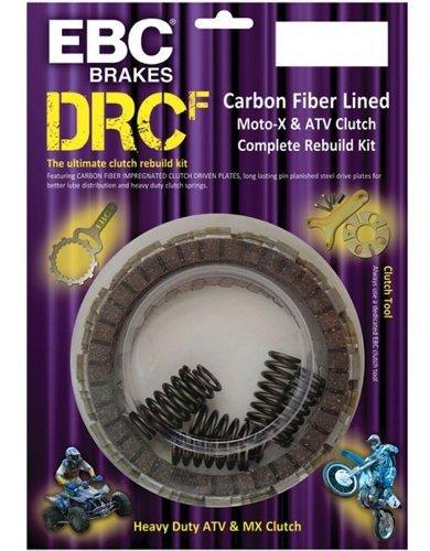 EBC Brakes DRCF70 DRCF Range Carbon Fiber Clutch ()