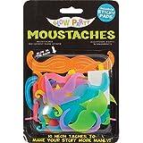 Tobar Glow Party Moustaches