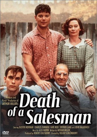 Death of a Salesman by Dustin Hoffman