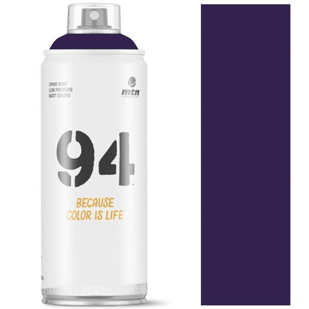 Pintura en spray MTN 94 R-9010 Blanco 400ml
