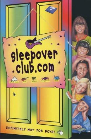 book cover of Sleepoverclub.com