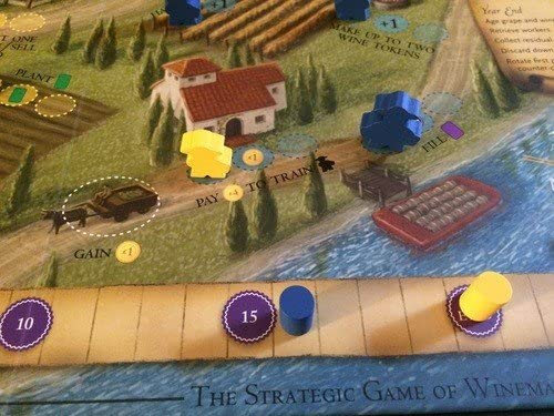 Viticulture Edición Esencial (Juego de mesa en Castellano): Amazon.es: Juguetes y juegos