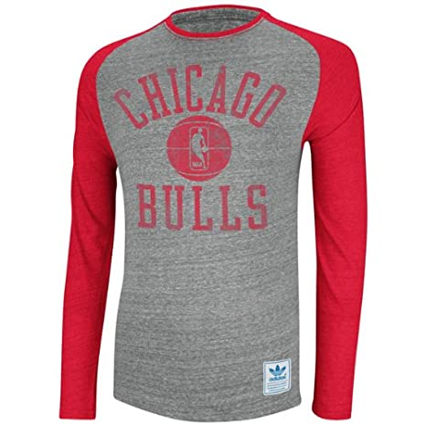 : NBA adidas Chicago Bulls Youth Pledge Long