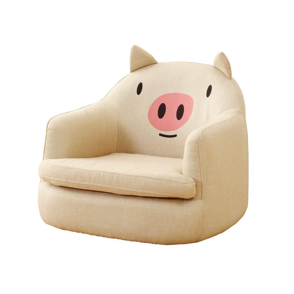 Amazon.com: LIUYONGJUN Fabric Kids Couch,Mini Cartoon Boy ...