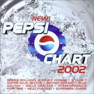 Jacksonville Mall Max 49% OFF New Pepsi Chart 2002 Album