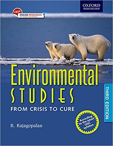 Environmental Studies Crisis Cure Rajagopalan