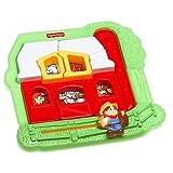 Little People Puzzle: Farm House