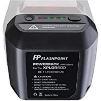 Flashpoint Battery Power Pack Unit the XPLOR 600 Series Monolight (WB87)