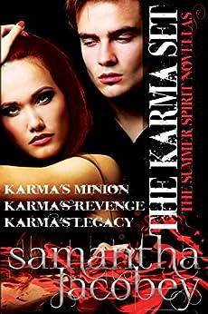 The Karma Set - Summer Spirit Novellas 4 - 6 by [Jacobey, Samantha]