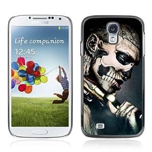 YOYOSHOP [Gothic Skull Tattoo] Samsung Galaxy S4 Case