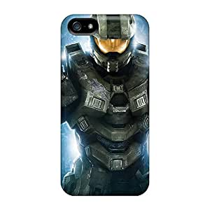 High-quality Durability Cases For Iphone 5/5s(master Chief In Halo 4)