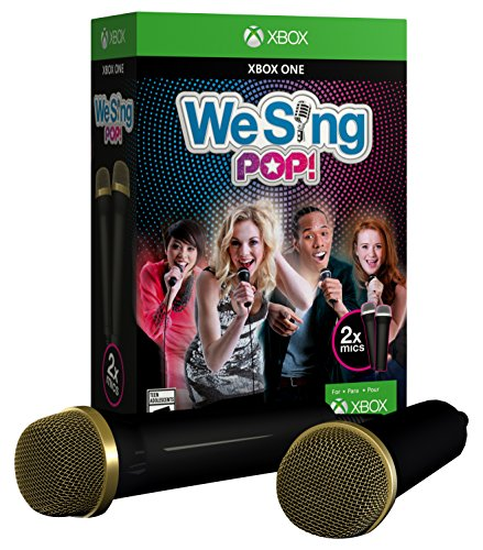 (We Sing Pop! 2-Mic Xbox One Bundle Edition)