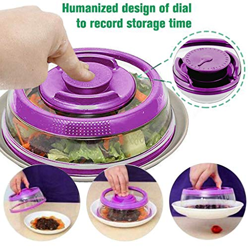 Fresh cover Clearance , Vacuum Food Sealer Mintiml Cover Kitchen Instant Vacuum Food Sealer Fresh Cover by Little Story