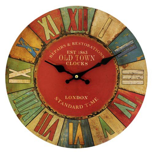 London Old Town Orologio