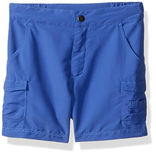 White Sierra Girls Crystal Cove River Shorts, Blue Violet, Small by White Sierra