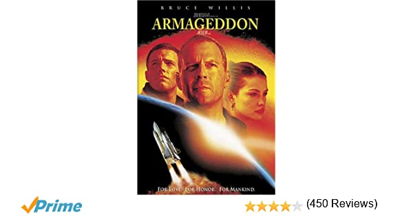 Armageddon (Bilingual): Amazon ca: Rick Simpson, Rory Hinnen, Adam