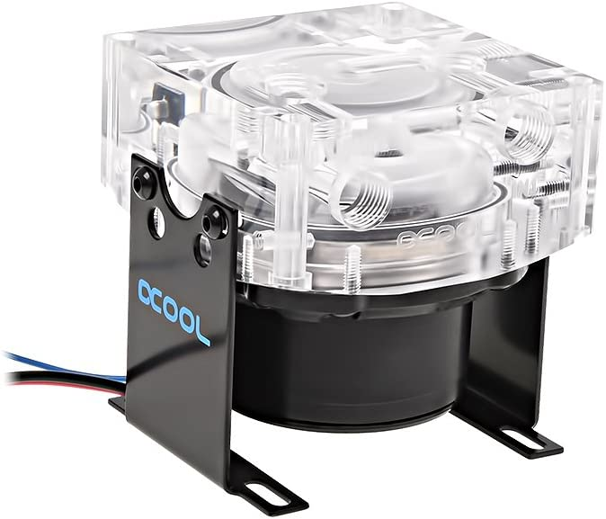 Alphacool 13192 VPP655 - G1/4 Inner Thread Including Eisdecke D5 - Plexi V.3 Water Cooling Pumps