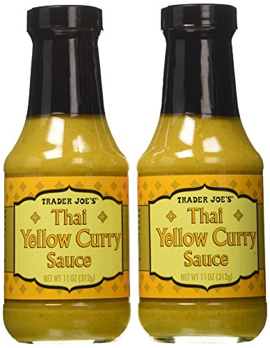 Trader Joe's Thai Yellow Curry Sauce - 2 Pack