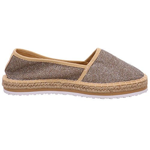 Gelb Tamaris Or Loafer 1 24613 26 Des Appartements 1 Femmes 970 w4vqSRg