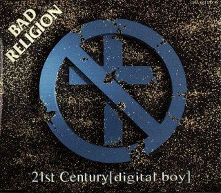 Bad Religion No Control (21st Century (Digital Boy) - 4 track CD Single)