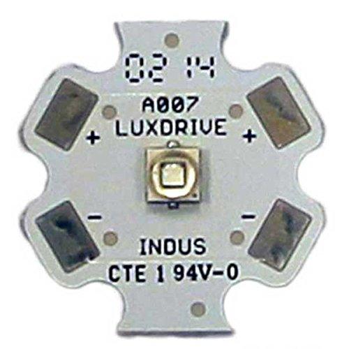Cree Xlamp XP-E2 Green LED Star Pack of 2