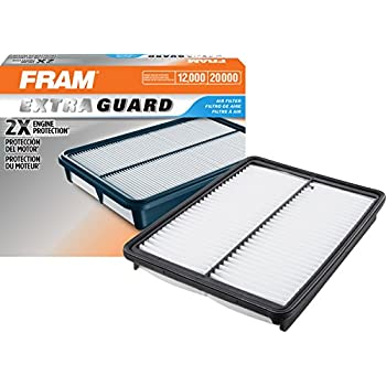 FRAM CA11500 Extra Guard Rigid Rectangular Panel Air Filter