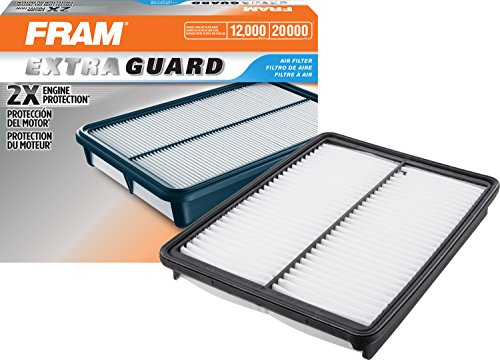 FRAM CA11500 Extra Guard Rigid Rectangular Panel Air Filter -