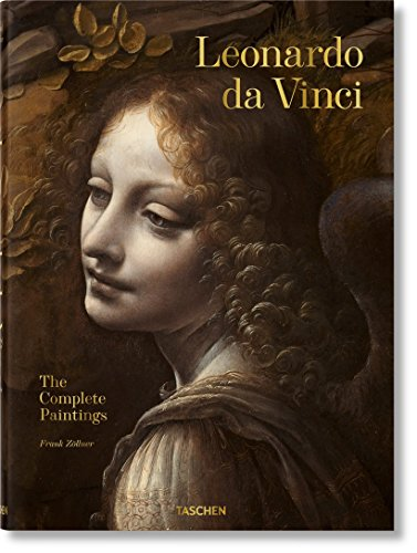 Leonardo Da Vinci Sketches - Leonardo da Vinci. The Complete Paintings