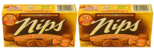 Nips Peanut Butter Parfait Candy product image