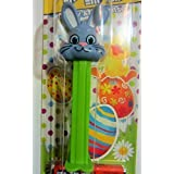 PEZ Easter/Spring Dispenser - Grey Rabbit by Pez Candy