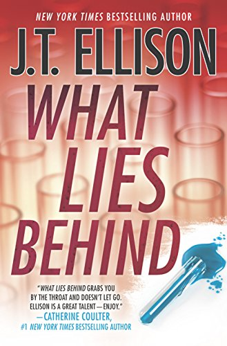 What Lies Behind (A Samantha Owens Novel)