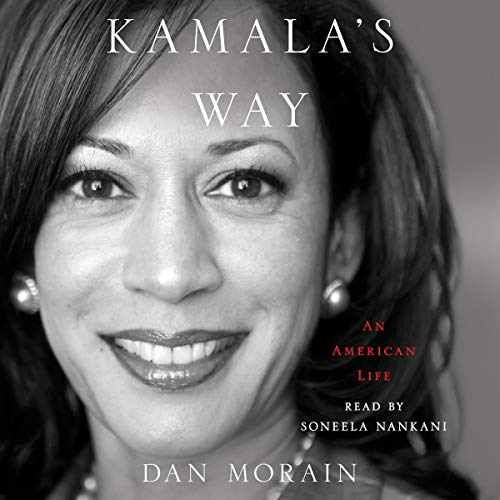 Book Cover: Kamala's Way: An American Life