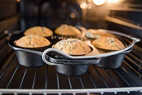 Muffin Mould gietijzeren muffin bakvorm