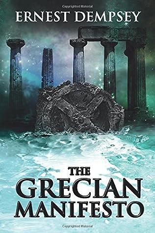 book cover of The Grecian Manifesto