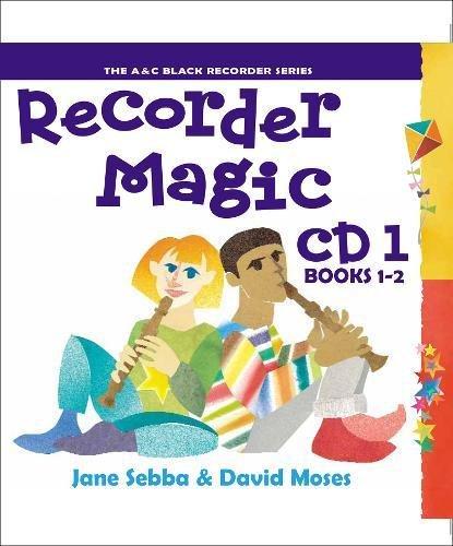 Recorder Magic CD 1 (For books 1 & 2) (Books 1-2 No. 1)