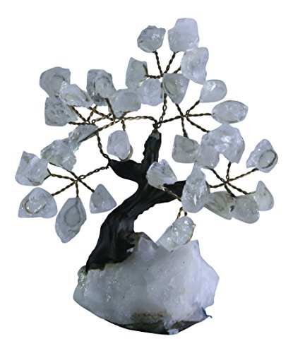 Quartz Crystal Gemstone Tree - S - 3