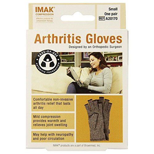 IMAK Compression Arthritis Gloves Small product image