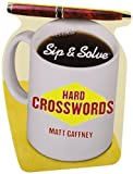 Sip & Solve®: Hard Crosswords (Sip & Solve® Series)