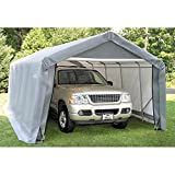 ShelterLogic 12 x 20 x 8 Ft Instant Garage Heavy Duty Canopy (Small Image)
