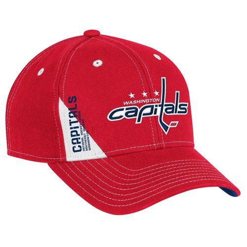 - Reebok Washington Capitals NHL Structured Adjustable Hat - NE52Z
