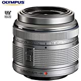 Olympus M.14-42MM F3.5-5.6 2R Zuiko Interchangeable Zoom Lens Silver – (Certified Refurbished)