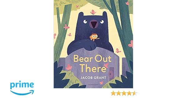 Jacob Bear Goes To School