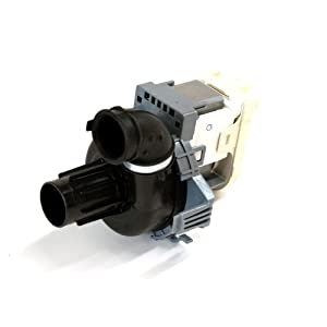 Whirlpool W11032770 Dishwasher Pump and Motor Assembly Genuine Original Equipment Manufacturer (OEM) Part
