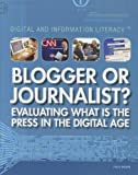 Blogger or Journalist?, Tracy Brown, 1448883644