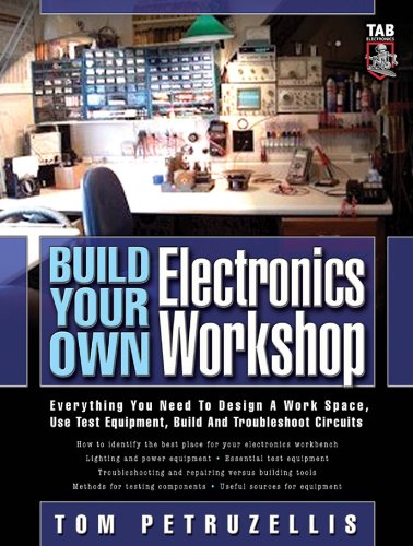(Build Your Own Electronics Workshop: Everything You Need to Design a Work Space, Use Test Equipment, Build and Troubleshoot Circuits (TAB Electronics Technician Library))