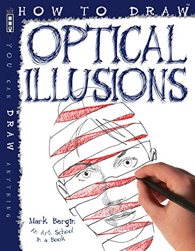 how to draw optical illusions - 5