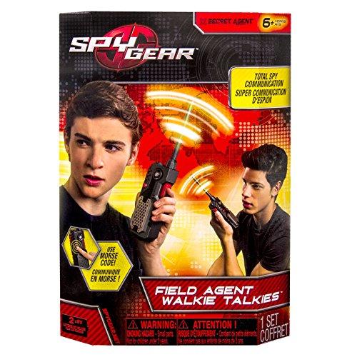 Spy Gear - Field Agent Walkie Talkies 2nd Edition
