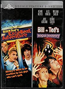 Double Feature Bill & Ted's Excellent Adventure / Bill & Ted's Bogus Journey
