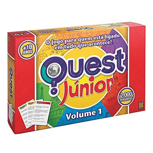 Jogo Quest Junior Grow