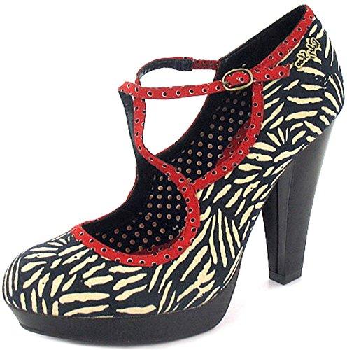 New Hätistellä Korkea Uk Court Naisten Koko Rubiini Kallistuneena Avokkaat 6 Heeled Size Uk Navy 6 Uusi Shoes Laivasto Ruby Shoo Naisten High womens Ladies P6Z1rP